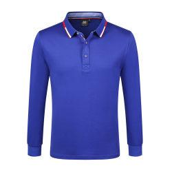Revers de haute qualité uniforme de Baseball Sports Polo Shirt