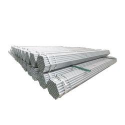 Koolstof/Gi-pijp/Gavaniseerde pijp/voorgegalvaniseerd/ERW/rond/vierkant/rechthoekig/heet DIP/gegalvaniseerd metaal buis/gelast/BS1387 Gegalvaniseerd staal Leiding