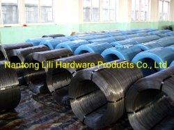 Galvanisierter Hartstahl-Draht für elektrische Zaun-Sprung-Stahldraht-flexible Leitung-dehnbare Stärke