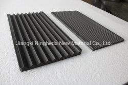 Calificó de carbono de la fábrica de hoja de grafito para sinterización de carburo cementado carburo Tunsten