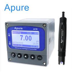 La temperatura del agua de piscina Agrícola en línea de conductividad digital ce Medidor de pH potencial redox