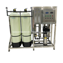 1000lph equipamentos de tratamento de água/Sistema de Tratamento de Água de osmose inversa/RO de Tratamento de Água Potável do sistema do filtro de água, Máquina de RO
