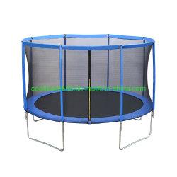 Coolmore Big Bounce 3.05cm grande trampolim barato com haste de metal dentro do recinto