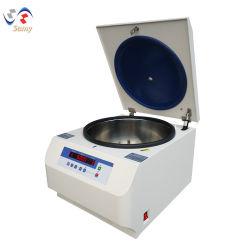 Dl-500 клинических центрифуги на низкой скорости и частоты повторения импульсов Prp машины для центрифуг в стоматологии и больницы