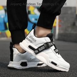 Sneakers fabricación profesional elegante hombres transpirable zapatos Sneakers
