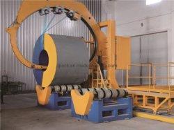 Seite Öffnung Typ Automatische Master Stahldraht Spule Verpackungsmaschine