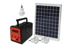 Solarfelder mit Telefon-Ladung und Beleuchtung für gewerbliche Nutzung