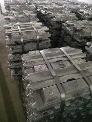 Lingote de aluminio primario 99,7 /Aluminio/Chatarra China Proveedor