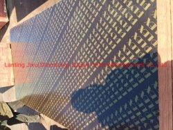 واجه فيلم بحري 15 مم 18 مم خشب رقائقي 12 مم أحمر مصباح WBP واجه فيلم الوزن الخشب الرقائقي
