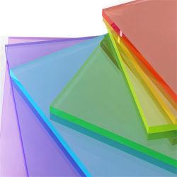 La impresión personalizada directamente de fábrica de plástico de PVC de lámina de acrílico Placa de señal