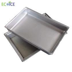 Лоток для материала из алюминия и алюминиевых сплавов замораживания рамы для контактной пластины и морозилкой, металлический позолоченный лоток с хорошим качеством