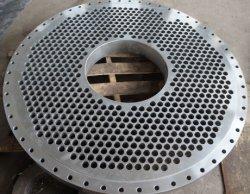 蒸発器、コンデンサー、熱交換器のための高品質のチューブシート