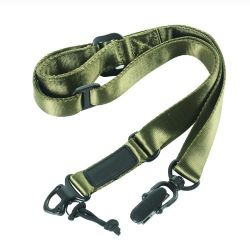 Nuovo Tactical Green Multi Mission Sling System Hunting Carry Lifting Belt, Good per Hunting Airsoftgun Only