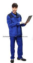 Giubbotti da lavoro a contrasto uomo/da lavoro in twill di cotone 100%