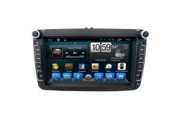 Двойной DIN стереосистему автомобиля с системой навигации для при целости наружной упаковки Jetta Volkswagen Polo EOS