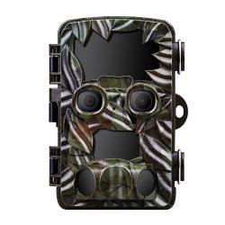 2021 Nouvelle Caméra de sécurité infrarouge Outdoor alimenté par batterie 130 Numérique Le degré de vision nocturne 0,2 s IP66 Sentier Chasse caméra 4K