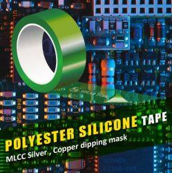폴리에스테 실리콘 테이프, 애완 동물 테이프, 실리콘 테이프, 반도체 테이프, PCB 금 도금 복면