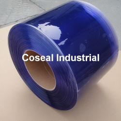 Strook van pvc van de Stof van het kristal de Polaire Flexibele Transparante Plastic met de EU RoHS (0.8mm10mm)