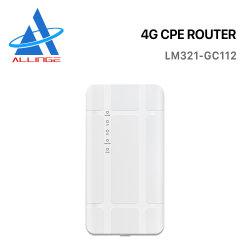 Lyngou LG513 Modificado321-3LM À PROVA D 4G Wireless Soho router WiFi ao ar livre uso doméstico