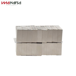 Block-Form-permanente Neodym NdFeB Magneten des Nickel-N35