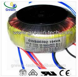 UPS 시스템을%s 12V 230V 전력 변압기 토로이드