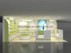 Individuelle Acryl Kosmetik-Showcase, Neuer Cosmtic Kiosk