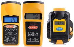 Medidor de distancia ultrasónico multifunción/Telémetro