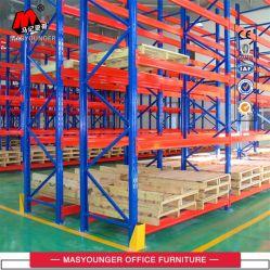 Affichage de l'industrie Heavy Duty empilage sélective galvanisé Entrepôt de stockage en cantilever Mezzanine étagère métallique en acier de palettes de fret Rack