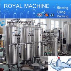 Één het Drinken van de Zuiveringsinstallatie van het Systeem van de Behandeling van het Water van het Stadium RO Waterplant