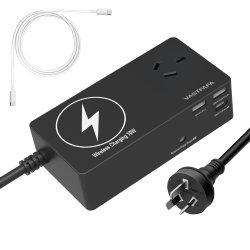 5 портов несколько USB зарядной станции для мобильного телефона