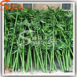 De gelukkige Sier Kunstmatige Installaties Van uitstekende kwaliteit van het Bamboe