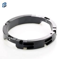 De alta calidad OEM mejor servicio a los fabricantes de plástico de inyección de piezas de CNC Alquiler de barras de techo Accesorios Productos de plástico