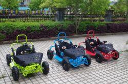 Las 4 ruedas 80cc rapido off road Go Kart EPA certificada CE