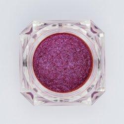 Pearlescent Pigment-Chamäleon-Farben-Arbeitsweg pigmentiert T8757n die Mehrfarbenmetalleffekt-Pigment-Glimmerpulver-Pigmente, die zur blauen Beschichtung violett sind