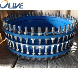 Tuyau d'accouplement en caoutchouc métal Self-Sealing Joint de dilatation Joint de démontage