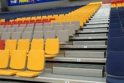 Rail de sièges Sièges escamotable télescopique
