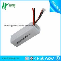 bateria do polímero do lítio de 5200mAh 11.1V 30c para o salto