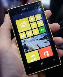 Ursprüngliche Marken-preiswertestes Windows-Telefon, Lumia 520 Handy, Windows-Handy, freigesetzt G/M Smartphone