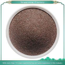 Meuleuse en céramique avec l'alumine fondue marron pour le sablage