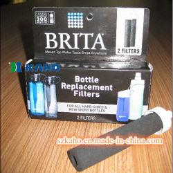 Brita Sports Flaschen-Kohlenstoff-Filtereinsatz