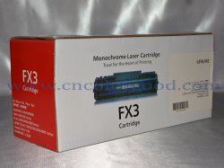 Original de alta calidad del cartucho de tóner láser Fx3 para la impresora Canon L200/250/LC4000
