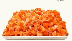 Cultura 2020 Cubos de cenoura congelados