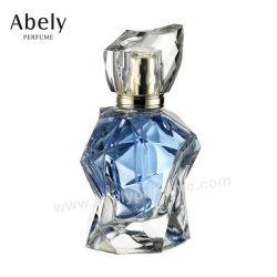 Bottiglia di profumo di vetro a forma di delle bottiglie di profumo della montagna del ghiaccio 100ml