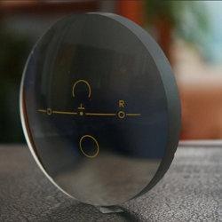 Chinese fabriek Halffabrikaten optische lensblanken goede kwaliteit glazen Verkoop optische visie