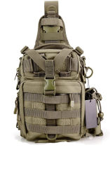 La chasse Water-Resistant Portable sac à dos Sac de rangement du matériel de pêche Outdoor Gear sac à dos Sac à bandoulière croisée élingue corps sportifs Camping Randonnée voyage tactique