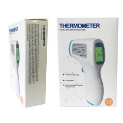 Prix de gros de la Chine étanche non contact électronique médical front industriel LCD Bébé Ce thermomètre infrarouge Thermomètre numérique