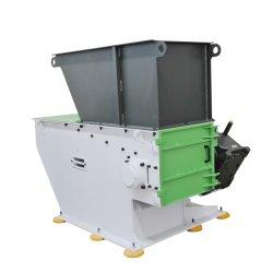 Els 2020 عرض جديد عمود صناعي أحادي ميني النفايات البلاستيك آلة معدنية للحفر الخشب لإعادة تدوير أنابيب زجاجات الحمر