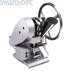 Swansoft 2019 punção única Melhor Preço Tablet Pressione a máquina/Tablet Pressione Tdp 1.5 Tablet máquina de fazer química medicinais