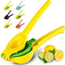 금속 부엌 공구 수동 과일 압착기 밀감속 레몬 압박 Juicer