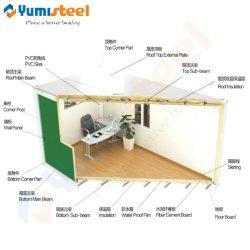 Camera pieghevole imballata piana rapidamente montata moderna del contenitore per vivere/ufficio/dormitorio/hotel